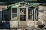Fototapety Abandoned Old House