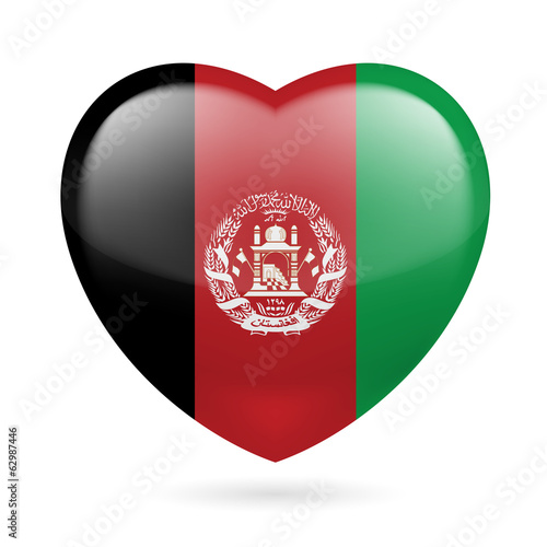 Heart icon of Afghanistan