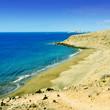 Montana de Arena beach in Gran Canaria, Spain