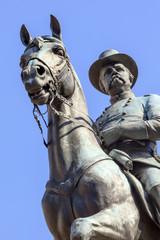 General Hancock Statue Civil War Memorial Washington DC