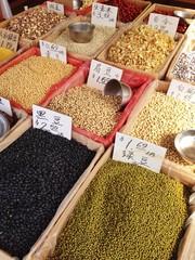 Marktstand Chinatown