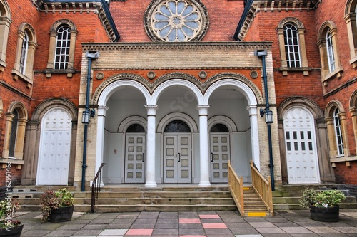Birmingham synagogue - UK