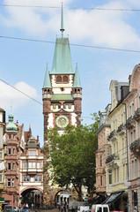 Martinstor Freiburg im Breisgau