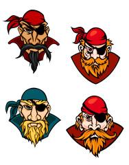 Old danger pirates
