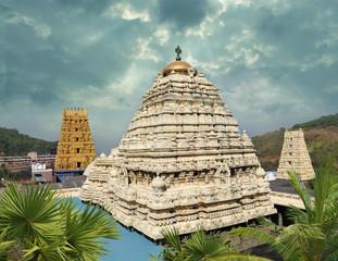 Simhachalam Narasimha temple