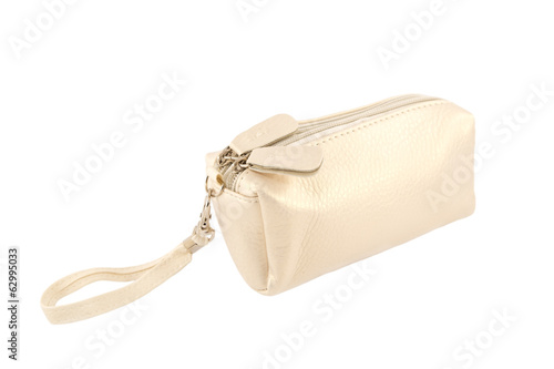 Beige mobile phone case