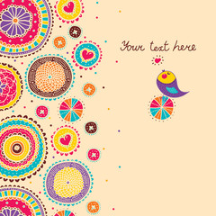 Cute postcard.