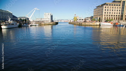 Public harbour at Cape Town CIty