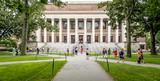 Fototapeta Harvard University in Cambridge, MA, USA