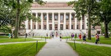 "Постер, картина, фотообои ""Harvard University in Cambridge, MA, USA"""