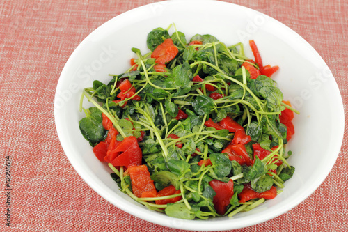 Tasty Watercress Salad