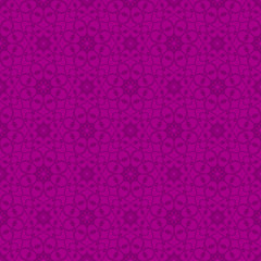 Purple Brown Colors Flower Pattern Design. Korean traditional Pa