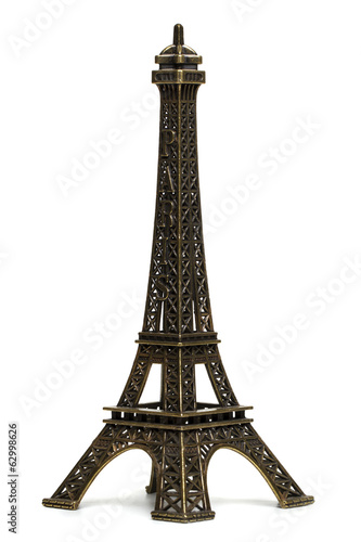 small Eiffel tower statue