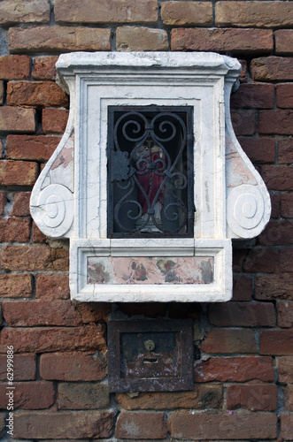 Sacral window in Venice