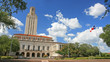 Landscape of  University of Texas (UT) building - 63002451