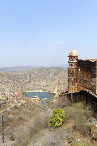 View from Nahargarh Fort