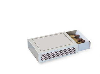 Blank Matchbox
