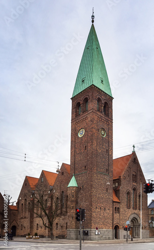 St. Andrew's Church, Copenhagen