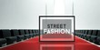 Red carpet runway Street Fashion