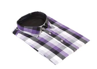 Man's Purple shirt