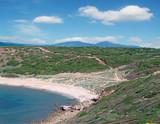 turquoise sea in Porticciolo