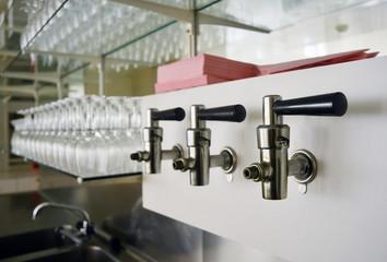 Zapfanlage Bar