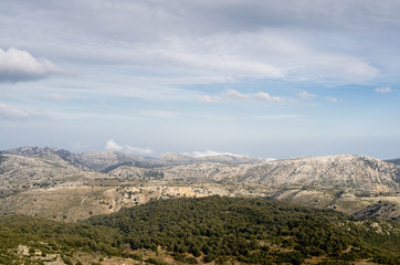 Sardegna, Orgosolo, Supramonte