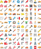 Symbole Bau
