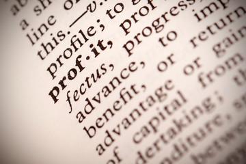 Profit Definition