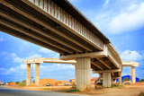 Bridge under construction - 63018880
