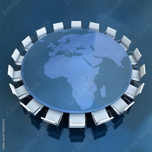 Europe Africa meeting