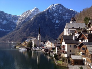 Peaceful in Hallstatt