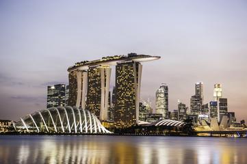 Landscape at Singapore