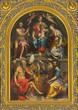 Bologna - Madonna saints in church San Martino.