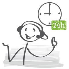 Hotline, Callcenter, Servicetelefon