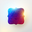 Colorful vector abstract background