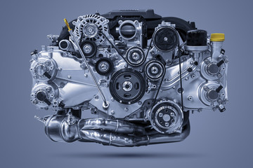 Rise Car Engine