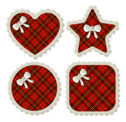 Plaid Patches Colection