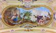 Jasov - Fresco of refuge of St. John the Baptist