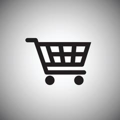 Shopping basket cart kart