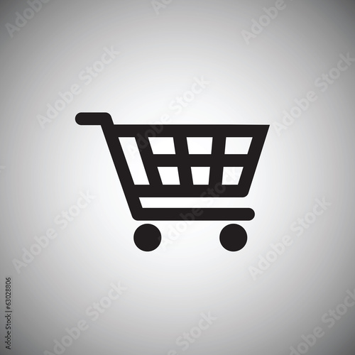 Shopping basket cart kart
