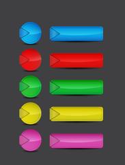 Empty color button