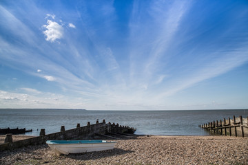 Whitstable cloudscape