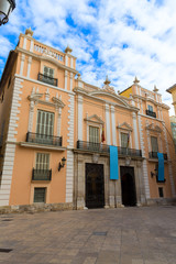 Valencia Palau Marques de Campo city museum Spain