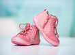 pink shoes for baby