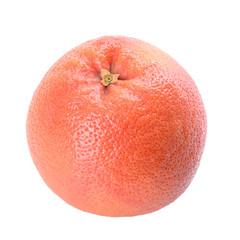 fresh grapefruit close-up
