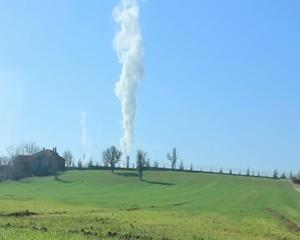 etkili çevre kirliliği&duman
