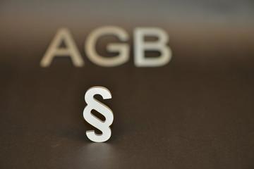 AGB, Geschäftsbedingungen, §, Klauseln, Kleingedrucktes