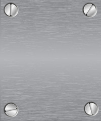 Seamless metal texture background