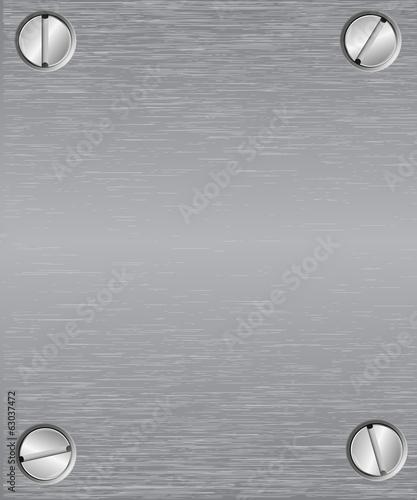 Bezszwowe metalowe tekstura tło